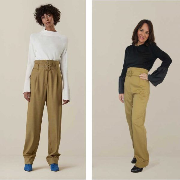 Finery Cobden Trousers and Florence Flute Top