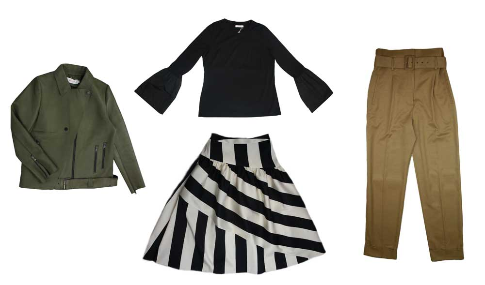 Finery online selection