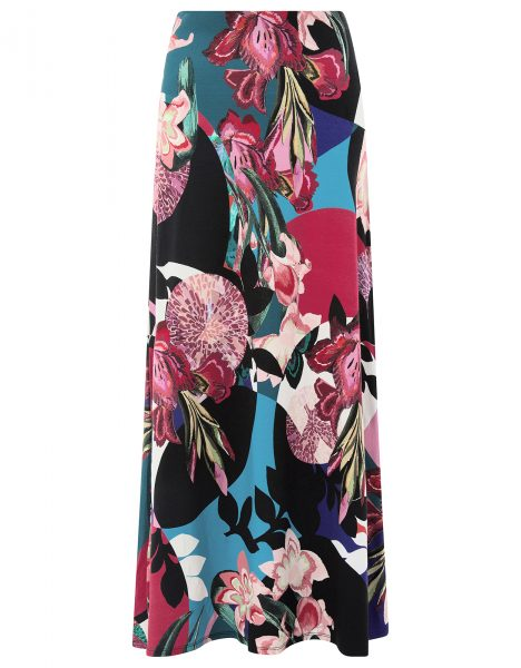 Monsoon Floral Alanza Maxi Skirt