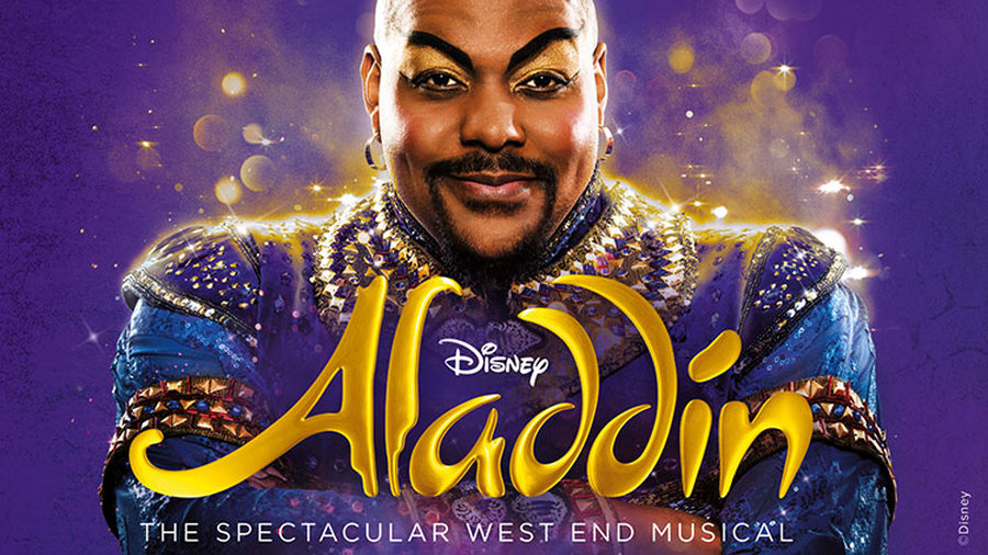 Aladdin West End show