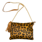 The Foundry Leopard Pouch