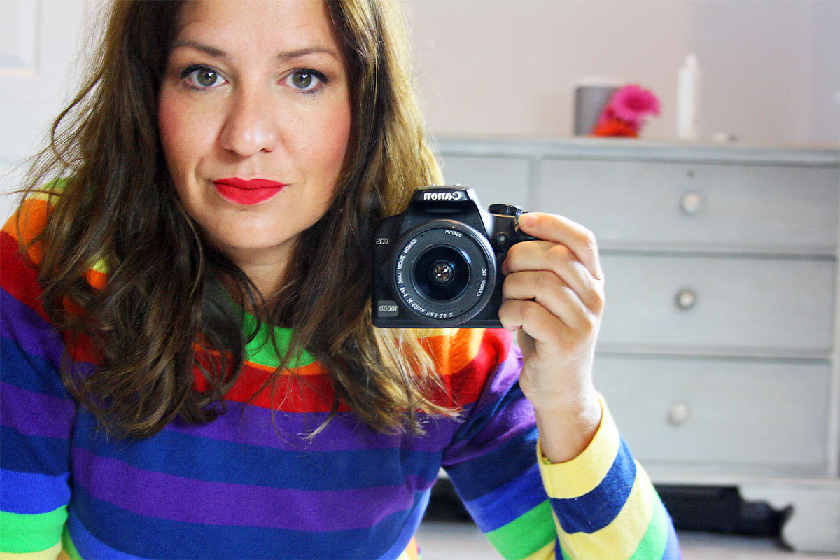 Asos Rainbow jumper