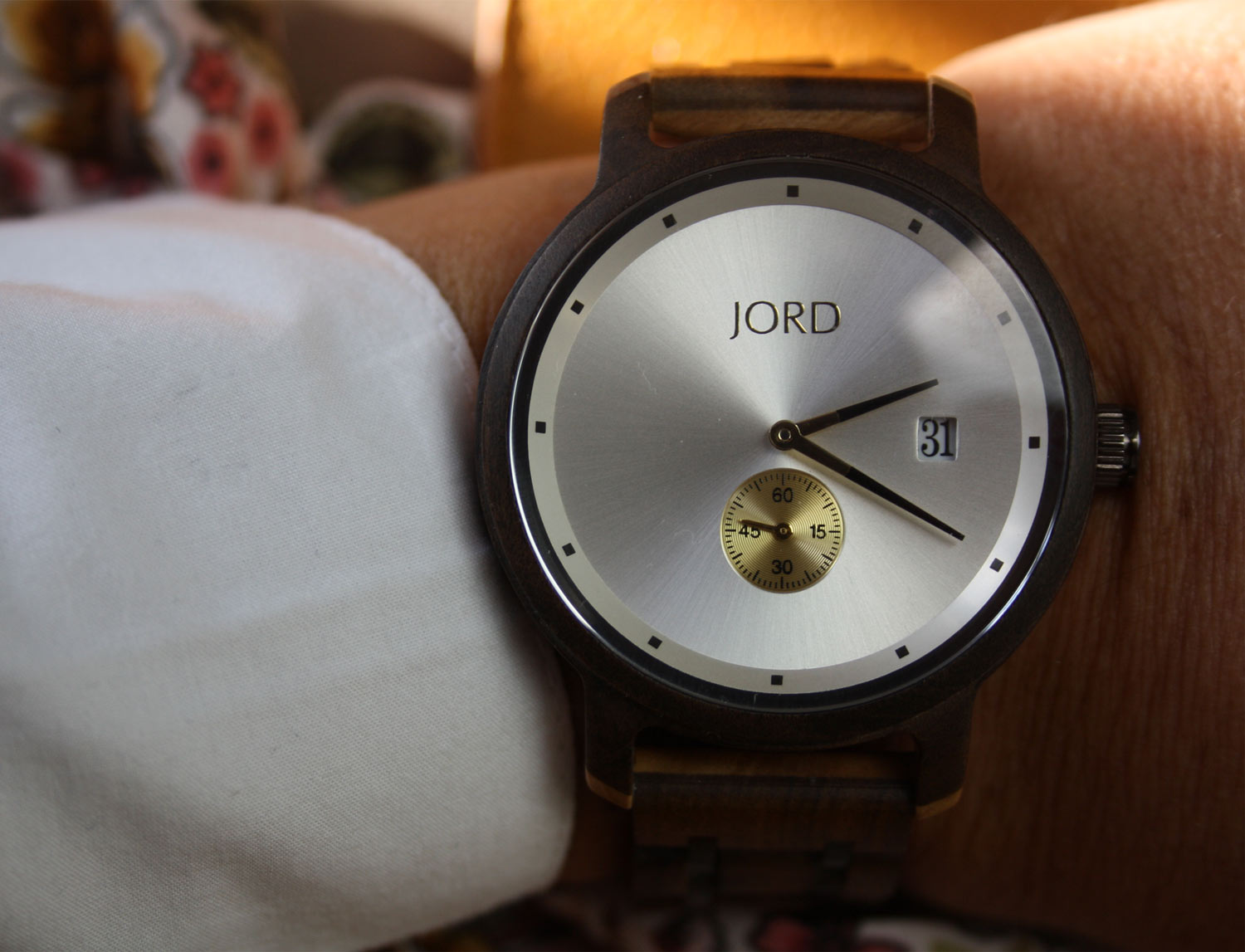 JORD Hyde Watch Valentine's gift